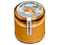 Арахисовая паста Manteca Кранч подсоленная 180 г (18005)
