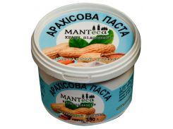 Арахисовая паста Manteca Кранч подсоленная 350 г (35005)