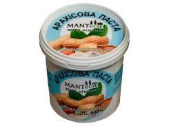 Арахисовая паста Manteca Кранч подсоленная 500 г (50005)