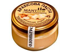 Арахисовая паста Manteca с белым шоколадом 100 г (10002)