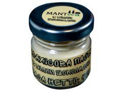 Арахисовая паста Manteca с белым шоколадом 40 г (04002)