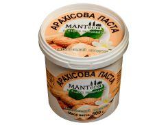 Арахисовая паста Manteca с белым шоколадом 500 г (50002)