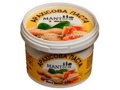 Арахисовая паста Manteca с медом 350 г (35004)