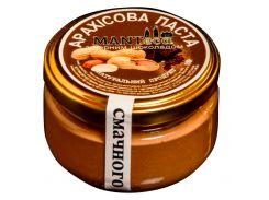 Арахисовая паста Manteca с черным шоколадом 100 г (10003)
