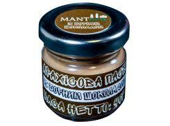 Арахисовая паста Manteca с черным шоколадом 40 г (04003)