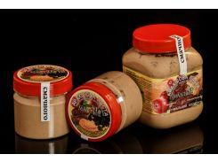 Арахисовая паста Manteca с ягодами 350 г (35007)