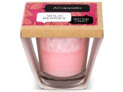Ароматическая свеча Лесные ягоды, 100 гр., ACappella