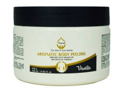 Ароматический пилинг для тела (vanilla), 350 мл, Finesse