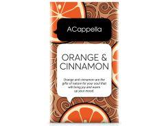 Ароматическое саше Апельсин в корице, 70 гр., ACappella