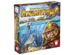 Атлантида, настольная игра, Piatnik