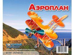Аэроплан оранжевый, Мир деревянных игрушек
