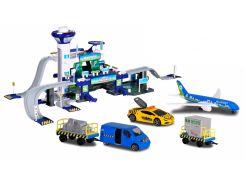 Аэропорт, игровой набор с машинками, Majorette
