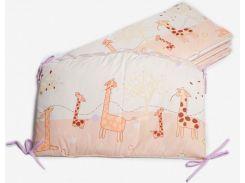 Бампер для кроватки Comfort, Twins
