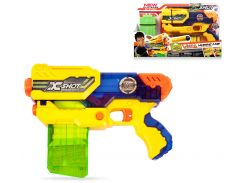 Бластер Hurricane (желтый), Zuru X-Shot