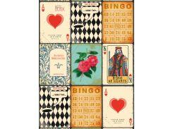 Блокнот Аркуш Bingo 17,0 × 23,0 см в точку 80 листов (1NB880)