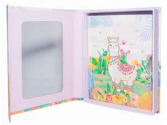Блокнот детский Malevaro Веселая лама 15 × 11 см 80 л. (A641902)