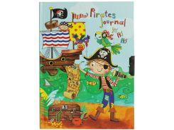 Блокнот на замочке Pirates Journal, Malevaro
