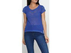 Блуза синяя, размер S, Zarga