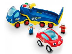 Большие гонки Рокко, игровой набор, Wow Toys