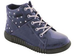 Ботинки для девочек, синий цвет, Lapsi (Arial) (27)