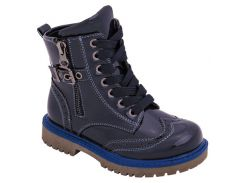 Ботинки для девочек, синий, Lapsi (Arial) (25)
