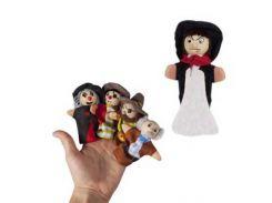 Вампир, кукла для пальчикового театра, Goki