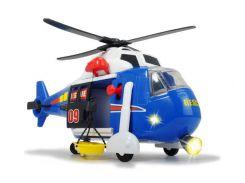 Вертолет Авиация с носилками (звук, свет), 41 см, Dickie Toys
