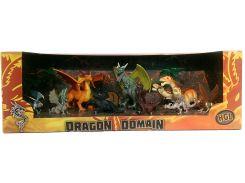 Владения драконов (9 фигурок), HGL