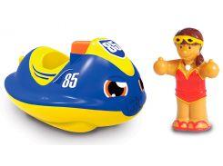 Гидроцикл Джесси, игровой набор, Wow Toys