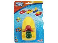 Гидроцикл, игрушка для ванной, ABC
