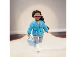 Голубое пальто, одежда для кукол, Lori