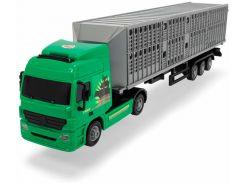 Грузовик для перевозки животных (42 см), Dickie Toys