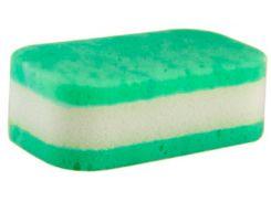 Губка Мраморная, зеленая, Canpol babies