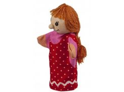 Девочка, кукла для пальчикового театра, Goki