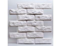 Декоративная 3D-панель Кирпичи, 1 панель 51.2 × 45.2 см, Дорожко