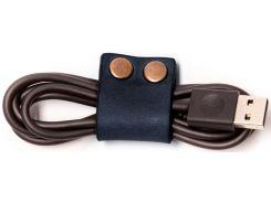 Держатель для шнура, синий, CHARIZMA