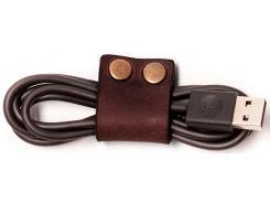 Держатель для шнура, темно-коричневый, CHARIZMA