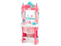 Детская кухня с аксессуарами Замок, Принцессы Диснея, Smoby Toys (уценка)
