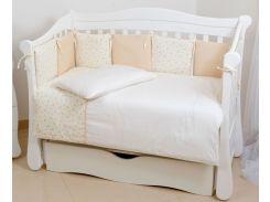 Детская постель Romantic, 4 эл., Twins