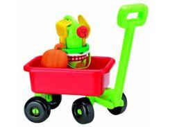 Детская Тачка садовника с аксессуарами, Ecoiffier