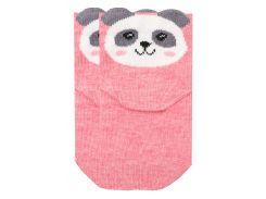 Детские носки с пандой, Duna, розовый, 08-10