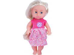 Джулия в розовом платье с набором одежды, кукла 21 см. Simba