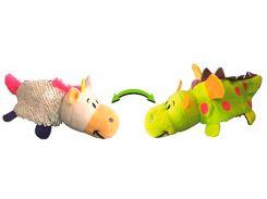 Единорог и Дракон (12 см), мягкая игрушка с пайетками, ZooPrяtki