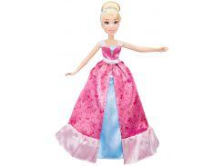 Золушка в роскошном платье-трансформере, модная кукла, Disney Princess, Hasbro