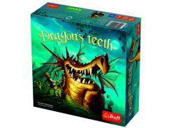 Зубы дракона, настольная игра, Trefl