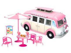Игровой набор Pin Ming Toys Автомагазин мороженого розовый (2015-4)
