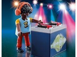Игровой набор Диджей, Playmobil