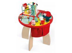 Игровой столик Животные, Janod