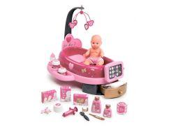 Игровой центр Baby Nurse для ухода за куклой с пупсом, Smoby Toys