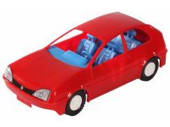 Игрушечная машинка авто-купе красная, Wader